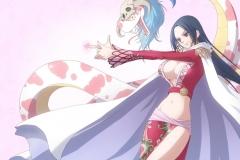 Kawaiihentai.com - One Piece Boa Hancok Hentai (606)