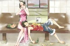 Kawaiihentai.com - One Piece Boa Hancok Hentai (610)
