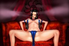 Kawaiihentai.com - One Piece Boa Hancok Hentai (174)