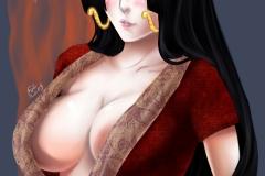 Kawaiihentai.com - One Piece Boa Hancok Hentai (243)
