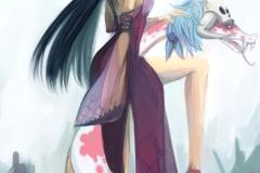 Kawaiihentai.com - One Piece Boa Hancok Hentai (317)