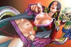 Kawaiihentai.com - One Piece Boa Hancok Hentai (318)
