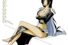 Kawaiihentai.com - One Piece Boa Hancok Hentai (333)