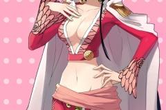 Kawaiihentai.com - One Piece Boa Hancok Hentai (449)
