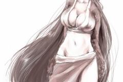 Kawaiihentai.com - One Piece Boa Hancok Hentai (533)