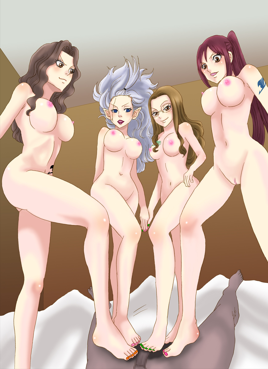 Fairy tail cana hentai