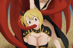 Fairy Tail KawaiiHentai - Flare (7)