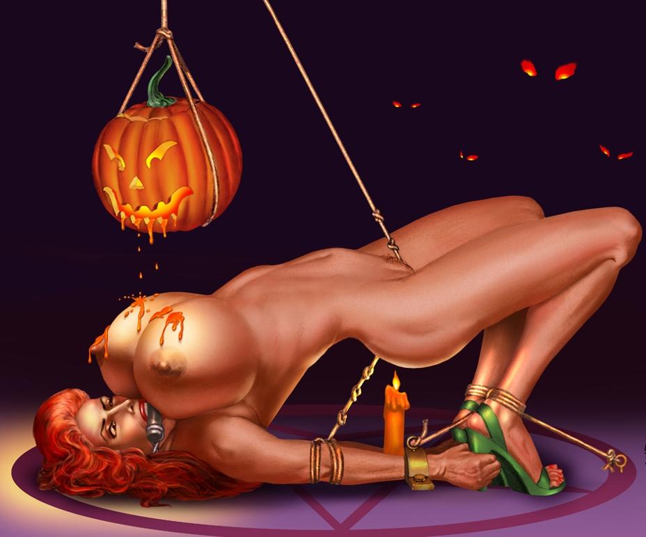Halloween porn pics — img 1