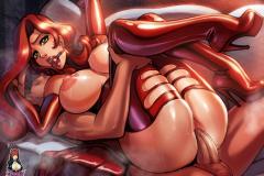 League Of Legends KawaiiHentai - Miss Fortune (11)