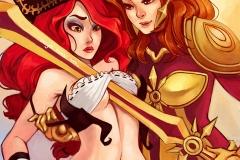 League Of Legends KawaiiHentai - Miss Fortune (14)