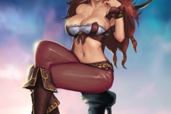 League Of Legends KawaiiHentai - Miss Fortune (16)