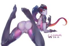 Kawaiihentai.com - Overwatch Hentai Pics Pack 24 (2)