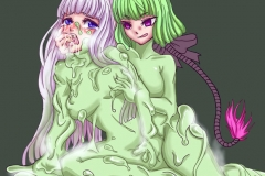 Slime Girls Pack 11 - KawaiiHentai (5)