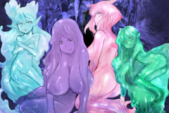 Slime Girls Pack 12 - KawaiiHentai (4)
