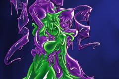 Slime Girls Pack 14 - KawaiiHentai (3)
