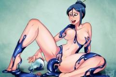 Slime Girls Pack 19 - KawaiiHentai (2)