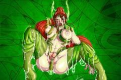 Slime Girls Pack 19 - KawaiiHentai (3)