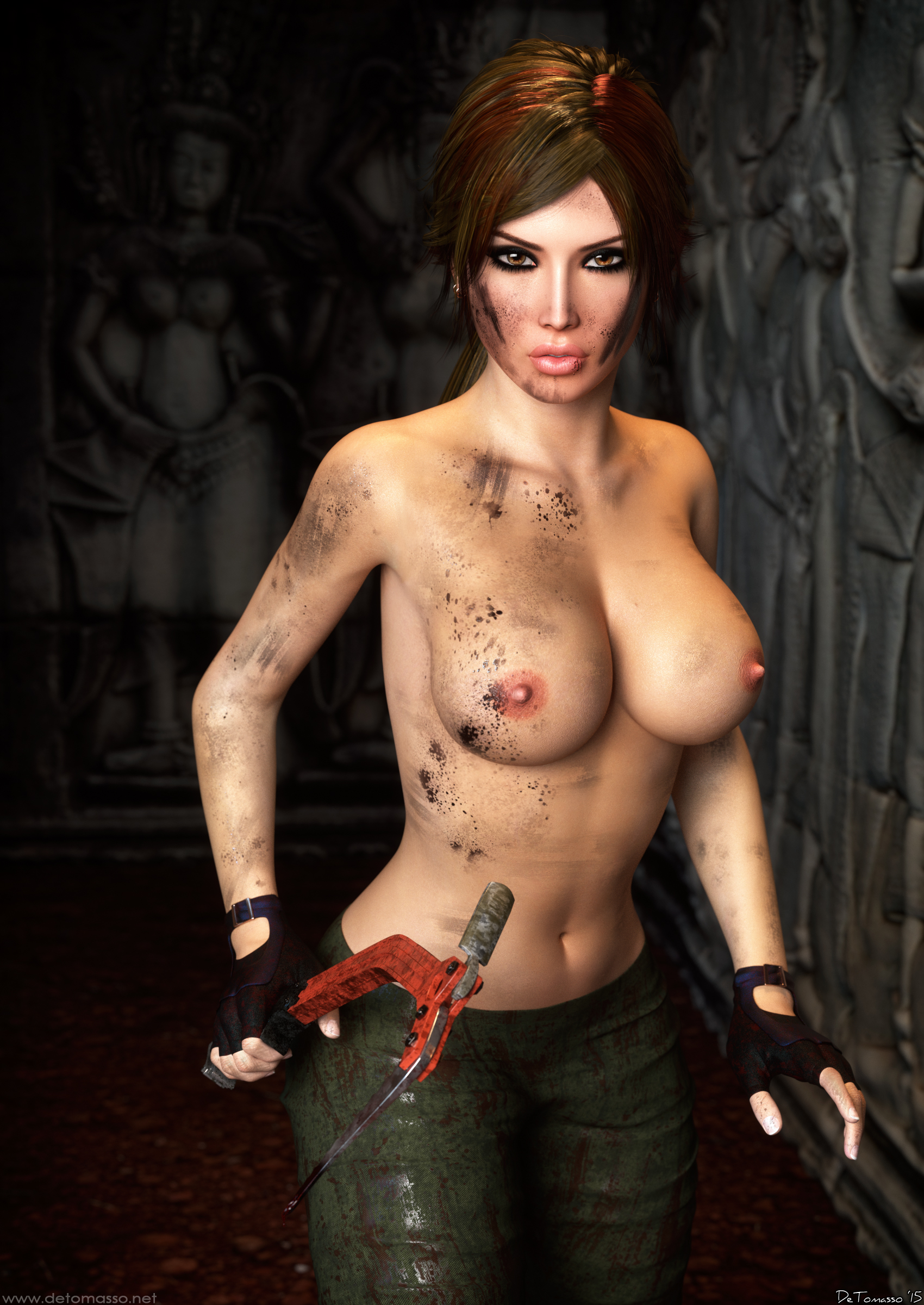 Tomb raider underworld lara croft henti vido nude comics