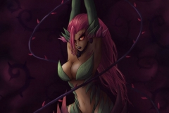 League Of Legends KawaiiHentai - Zyra (14)