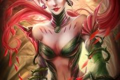 League Of Legends KawaiiHentai - Zyra (19)