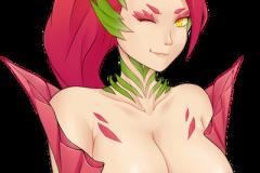 League Of Legends KawaiiHentai - Zyra (7)