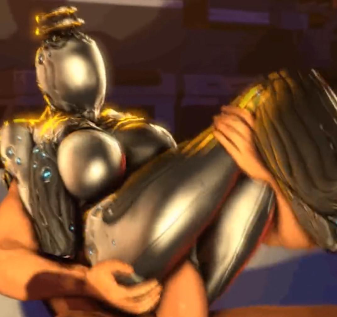 3D Warframe Hentai Porn