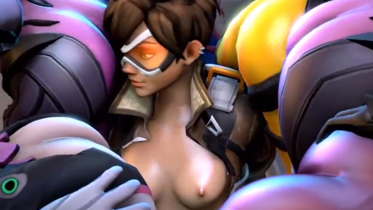 3D Overwatch Hentai Collection – 03