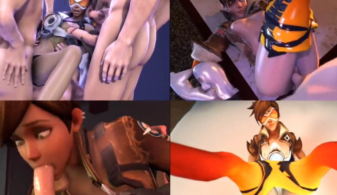3D Overwatch Hentai Character Songs Mix