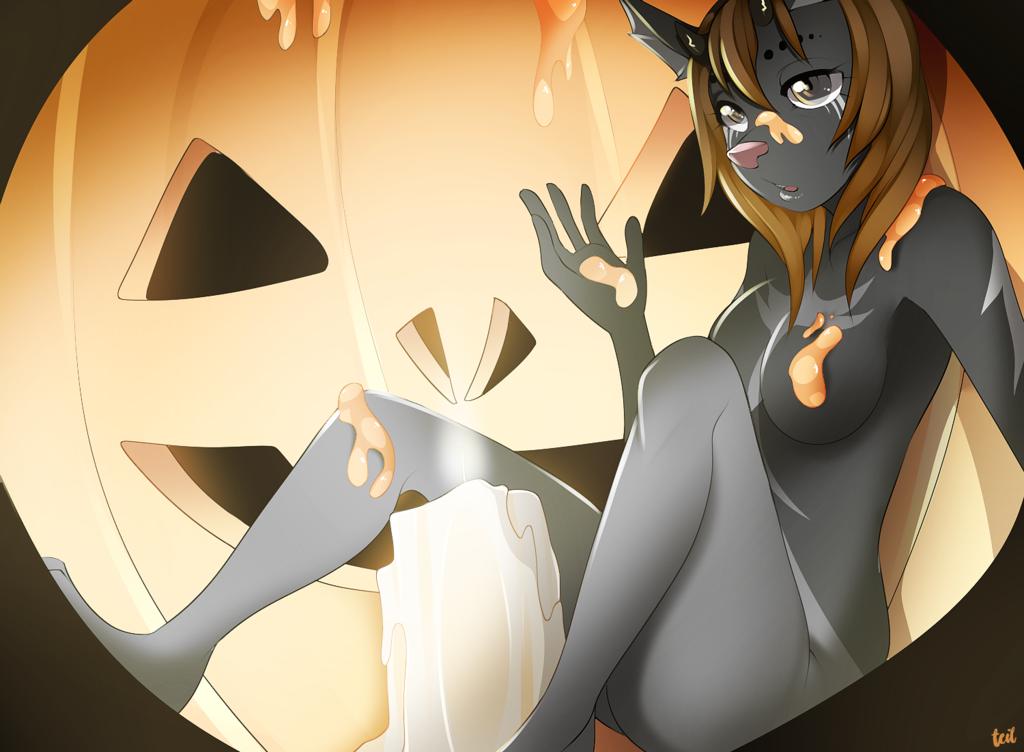 Furry Hentai Pack – 14 (Halloween)