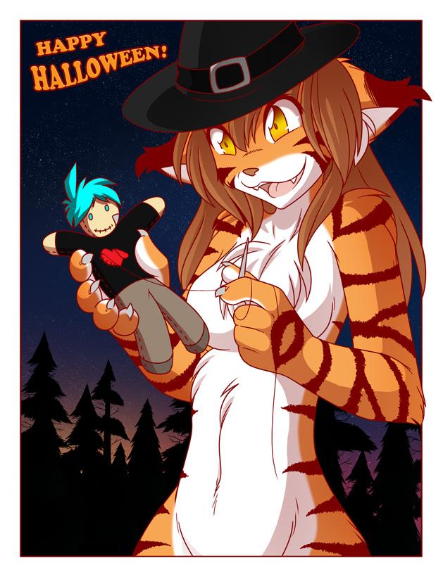 Furry Hentai Pack – 16 (Halloween)