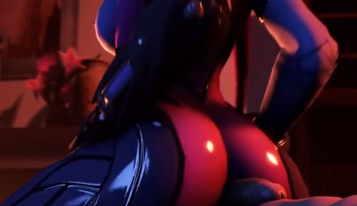 3D Overwatch Hentai – Character Spotlight – Widow